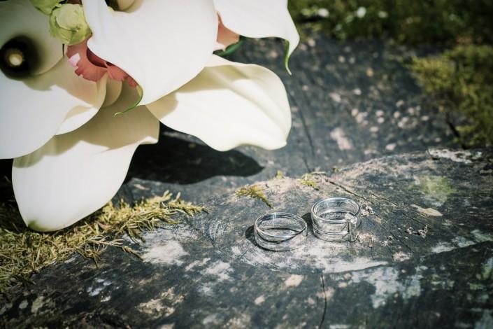 Ringar och blommor