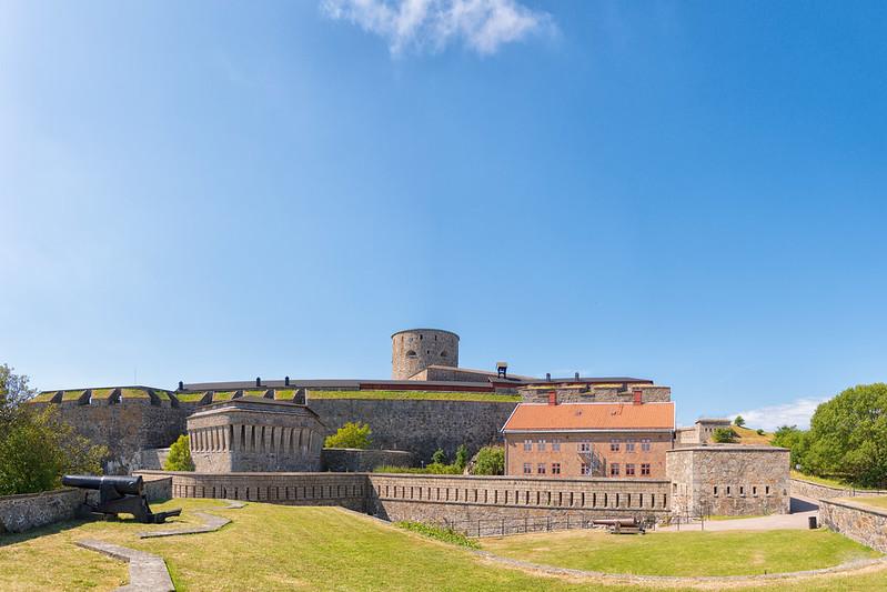 marstrand fästning sweden sverige bohuslän